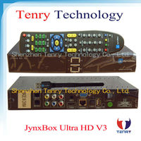 Jynxbox Ultra hd V3 with JB200 and WIFI