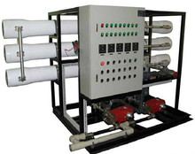sea water purification mobile desalination plant price