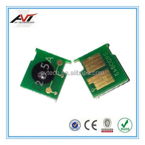 school supplies chip reset toner chip for hp 85a