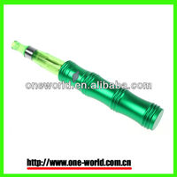 2013 Green electronic cigarette X7 e cig bamboo style