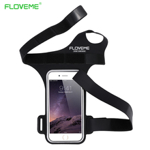 FLOVEME High Quality Cycling Running Sports Arm Band <strong>Case</strong> For Samsung Galaxy S6 Edge S7 Edge S4 S5 Note 4 5 A5 FLOVEME Brand