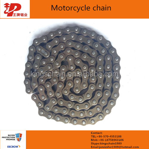 electric motorcycle transmission 40MN steel black 420H motor roller chain