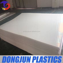 High quality factory price pp plastic board