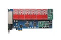 16 FXO/FXS ports with Voip IPPBX FreePBX Digiume AEX1600 asterisk PCI express card with FXO for PSTN and VOIP call