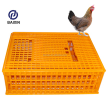 Best Quality Plastic Pigeon Basket Winner Cage Chicken Transport Cage