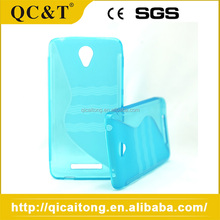 Custom Waterproof S Line Tpu Case Cell Phone Case With Wave For Samsung N7100 Note 2