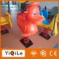 YIQILE outdoor playground baby rock rider made in Guangzhou China
