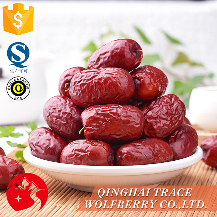 Best sales high quality dried jujube chinese dates
