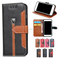 flip wallet cell mobile smart phone case cover for Blu vivo studio air life pure xl 5.5 6.0 7.0 8