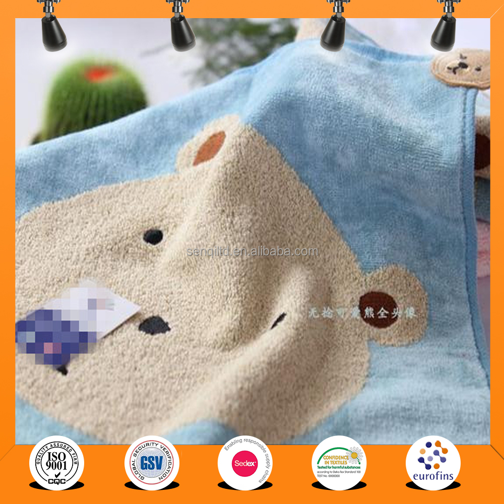 China New product Quick Dry 100% Cotton Soft Face Hand Kitchen Towels for Home Cleaning Towels for Children Adults