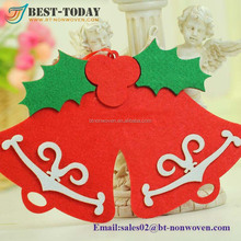 Manufacturer Sale Christmas Tree Hanging Non woven Felt Decoration