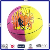 best price new product rubber basketball for kids