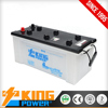 KING POWER Dry Charged Car Battery N150