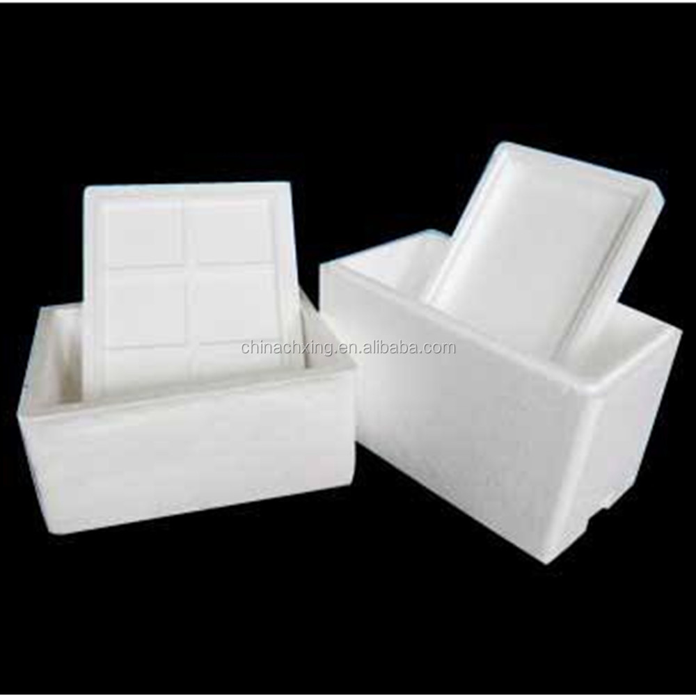Factory price styrofoam shipping carton for Live Mud Crab