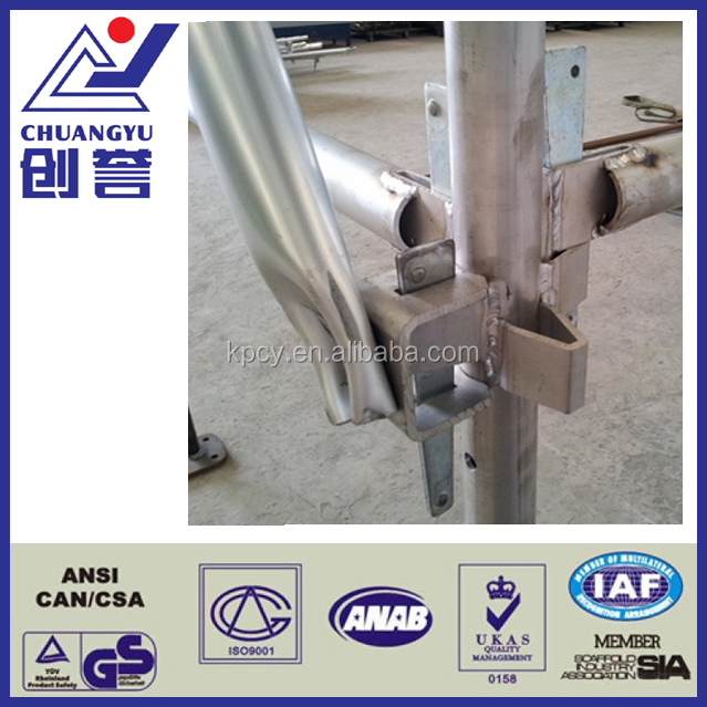 Heavy Duty Used Kwikstage Scaffolding For Sale
