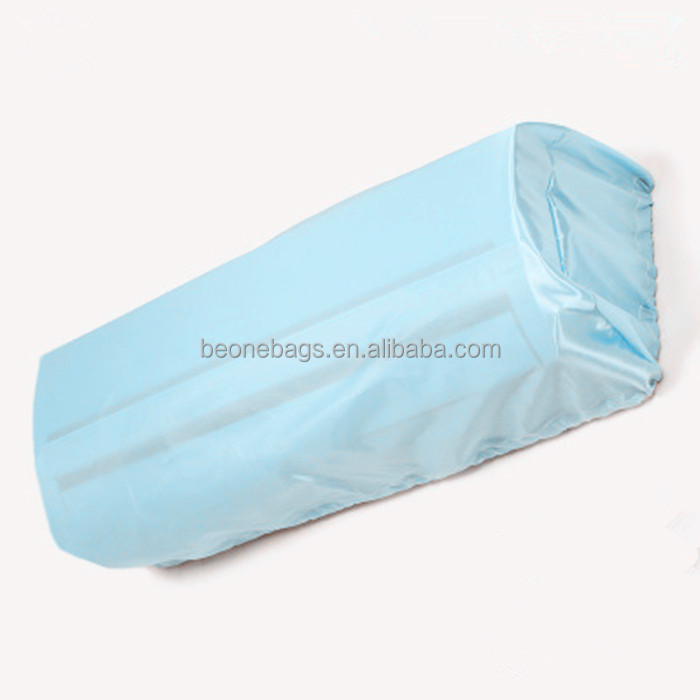 Waterproof indoor satin air conditioning dust cover