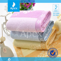 High Quality Fancy Terry Bath Towels 100% Cotton