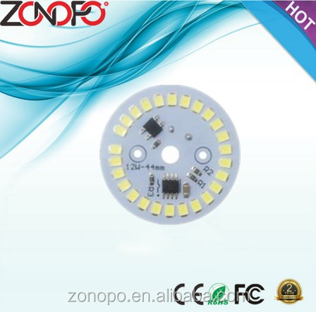 12w 44mm diameter economic bulb 220v no need driver smd 5730 dimmable led pcb