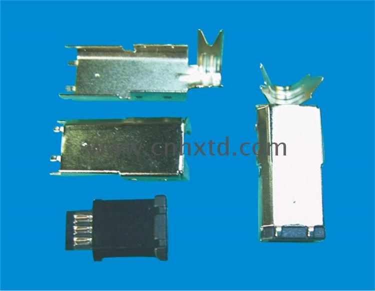 male connector 16 pin header 5 pin header male