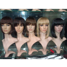 Homeage wholesale cheap short bob lace front, synthetic wig Wig for black women