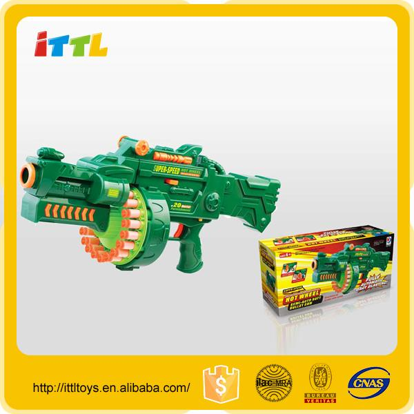 Popular shooting gun toy Soft dart gun air soft gun for kids