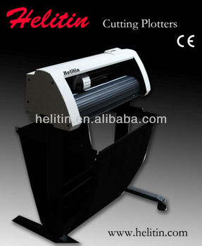 HELITIN art sign cutting plotter with stepper motor