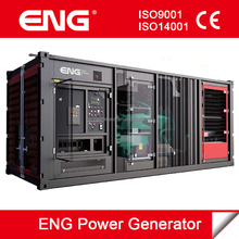 generator 1 mw with Cummins diesel engine new sea Container type