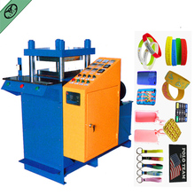 solid silicone embossing machines for silicone wirstband making