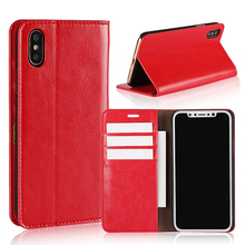 Best selling products 2017 in usa, universal flip wallet leather phone case for iphone X