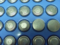 Shenzhen factory AG5/LR48/393 Alkaline Button Cells