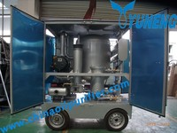 Mobile and Outdoor Type Portable Transformer Oil Purifier with Trailer