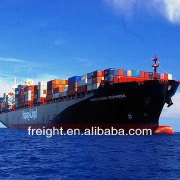 Discount guangzhou consolidation freight LCL service to UK