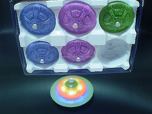 Flashing Colorful Spinning Top for Kids