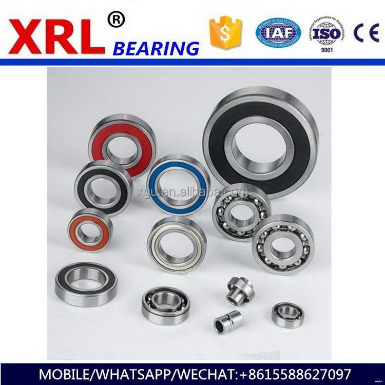 Popular precision low coefficient of friction deep groove ball bearing 6212 zz