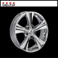 High quality aluminium car alloy wheel rim