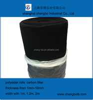 Honeycomb activated carbon filter, dust collector , air purification