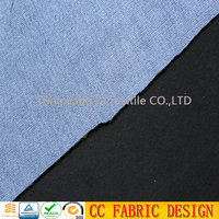 Super Soft Knitt Brush Bonded Fabric