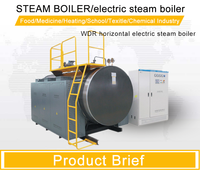 steam electric boiler with best price made in China