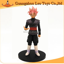 Wholesale Dragon Ball Z Super Saiyan Goku Black DXF Super Warriors Vol.3 Cranking PVC Plastic Action Figure Toy