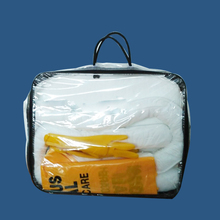 100% Polypropylene Oil Absorbent Spill Kits / Response Containers