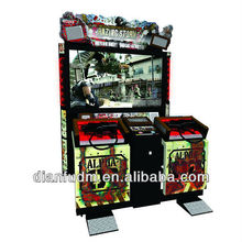 Namco Arcade coin operated gun shooting simulator machines-Razing Storm DF-S05