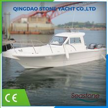 With Warranty Promise China Top Inflatable Aluminum Fishing Boat Manufacturer