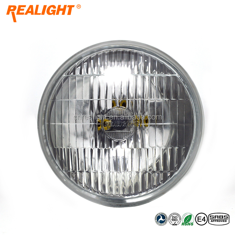 5 inch round H4000 high quality halogen sealed beam for Nissan Z24 truck