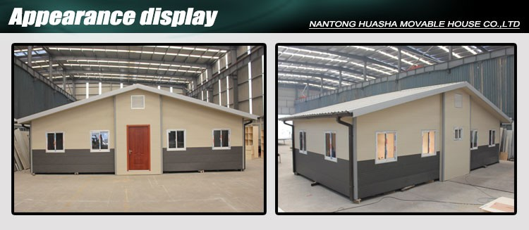 fast installation economical modular house