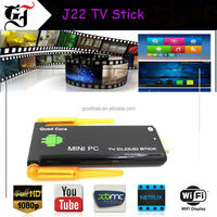 Hot New Products for 2015 J22 porn video android tv box arabic channel free sex RK3188 cor-tex A9 2g 8g hd-mi Output TV Stick