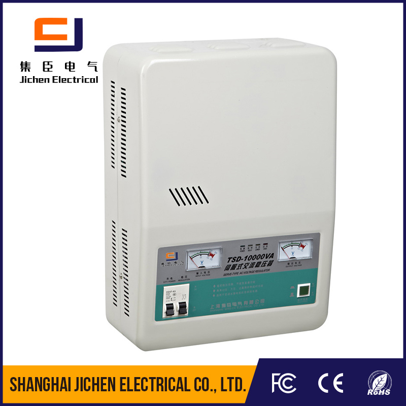 New product 3kva automatic home electrical voltage stabilizer