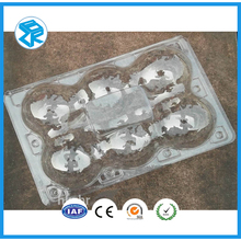 China manufacturer custom antistatic Plastic container blister clamshell packaging tray