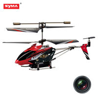 Newest Syma S107C rc metal pro helicopter with CANERA/GYRO
