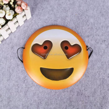 Emoji Party Masks  For Party Favors  Emoji Face