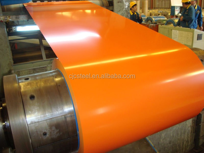 prepainted galvanized steel coil/Pre painted metal plate